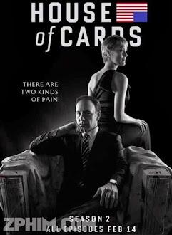 Sóng Gió Chính Trường 2 - House of Cards Season 2 (2013) Poster