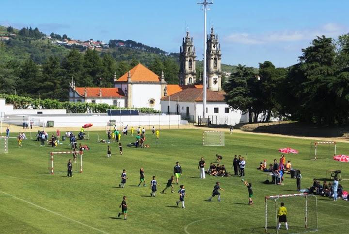 Encontro Distrital de Andebol juntou 150 jovens no Complexo Desportivo
