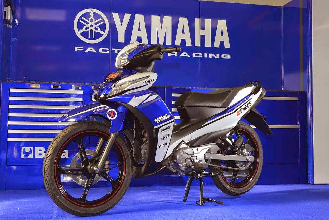 Modifikasi Yamaha Force Injection
