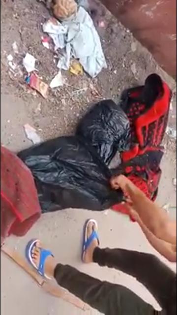العثور علي 3 جثث مذبوحة وملقاة بالشارع بالجيزة