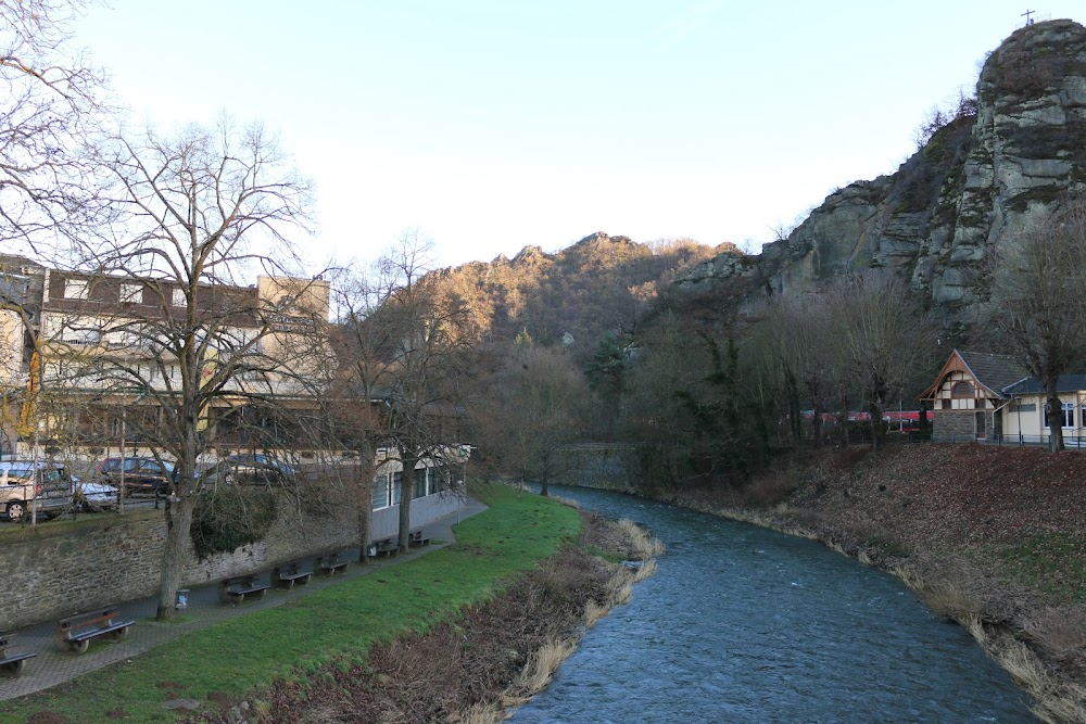 Достопримечательности долины реки Ар (Ahrtal) и окрестностей (Ahreifel)