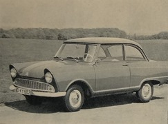 Auto-Union 1960 DKW 750 Junior