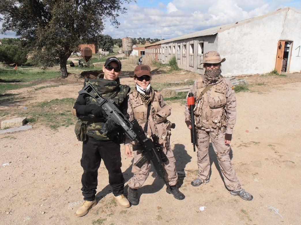 """Fotos de """"Asalto a Fort Knox"""".20-05-12. P5210040"""