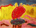 Aboriginal Art by Maisan