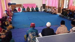 "LDK STISIP Mbojo - Bima Berbagi Takjil dan Buka Puasa Bersama Dengan Para Panti Jompo ""Meci Angi"""