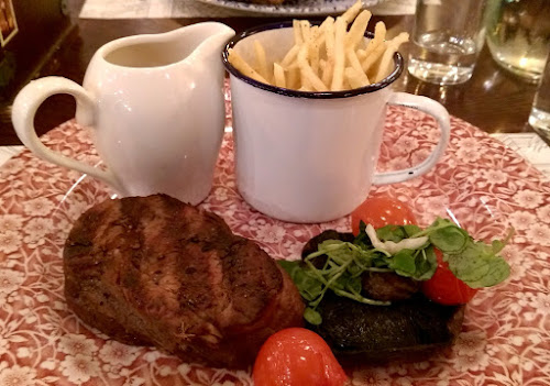 Restaurant Review, Glasgow Restaurants, Trading House Glasgow, Living Ventures, New World Trading Co., Gerry's Kitchen