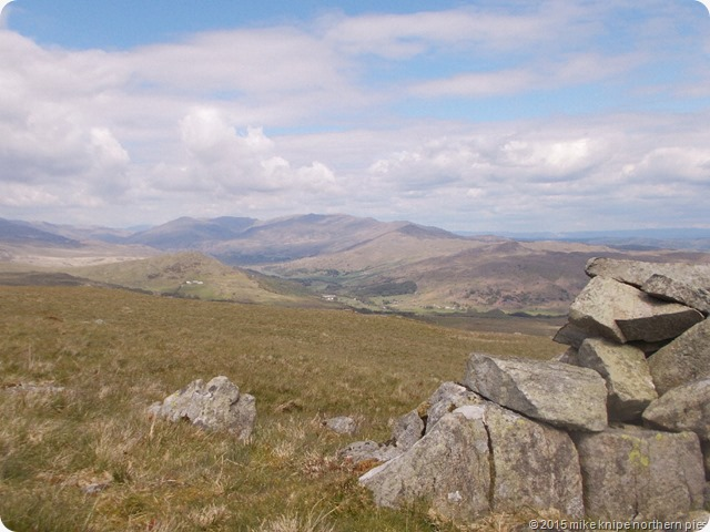 view from plough fell