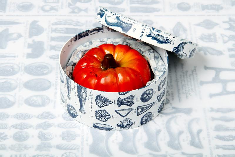 Rococo Chocolates Pumpkin by Martin Isaac