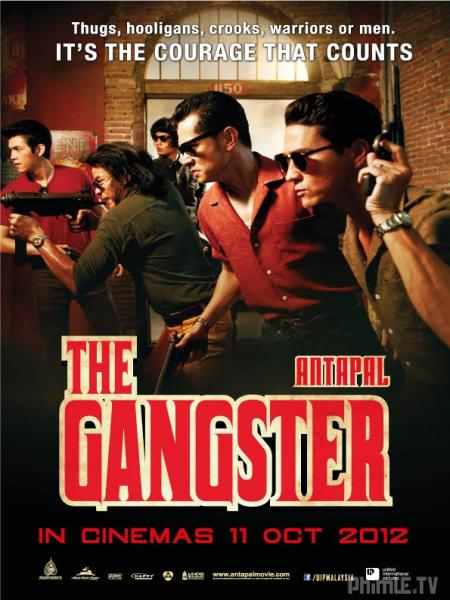 Phim Luật Sống Còn - The Gangster - VietSub