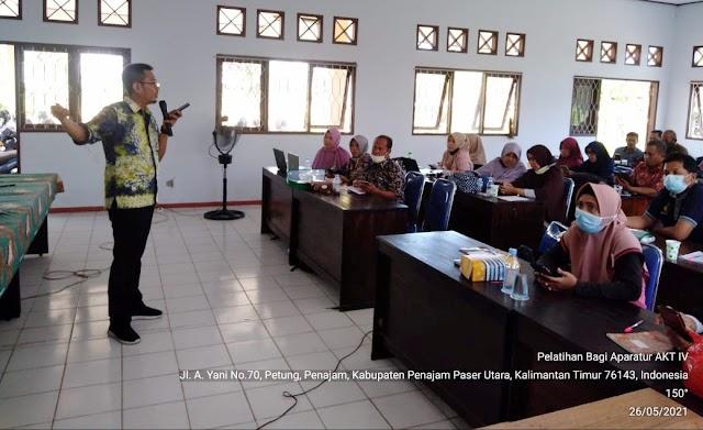 Bekali PPL Penderasan Informasi Teknologi Pertanian, BBPP Binuang Gelar Pelatihan IT