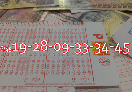 6 45 Lotto Result