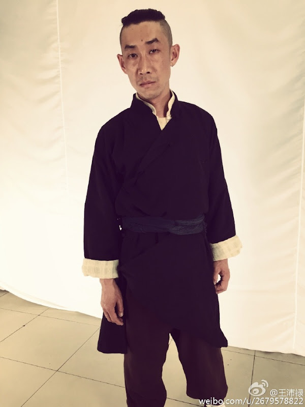 Wang Peilu China Actor