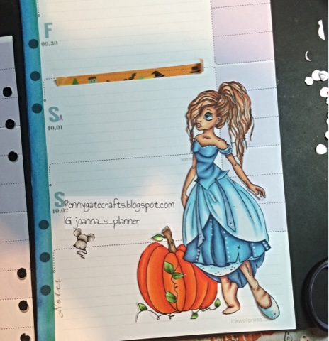 planner-pages-cinderella