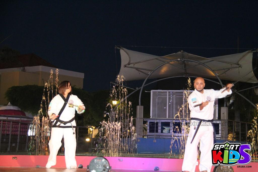 show di nos Reina Infantil di Aruba su carnaval Jaidyleen Tromp den Tang Soo Do - IMG_8763.JPG