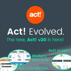 Act! v20 - Evolved