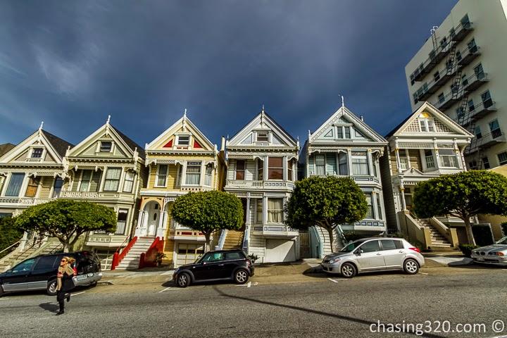 San Francisco Full House Chasing320