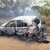 Em Monteiro (PB): corpo é encontrado carbonizado dentro de veículo