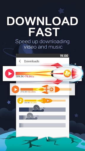 UC Browser - Fast Download screenshot 1
