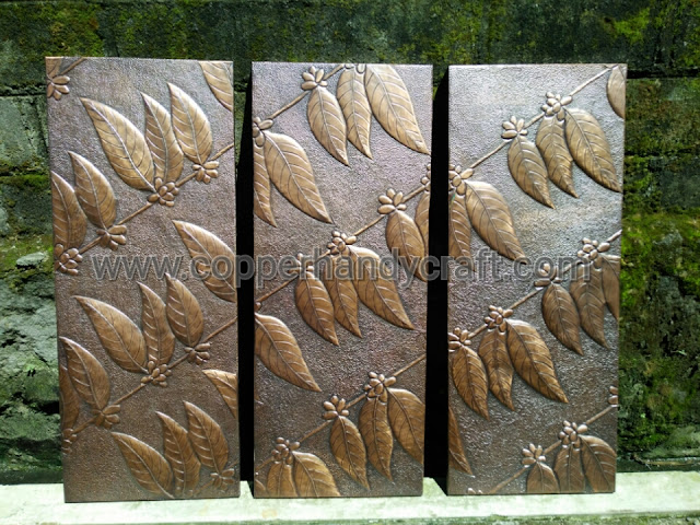 hiasann-dinding-tembaga-ornament-tembaga