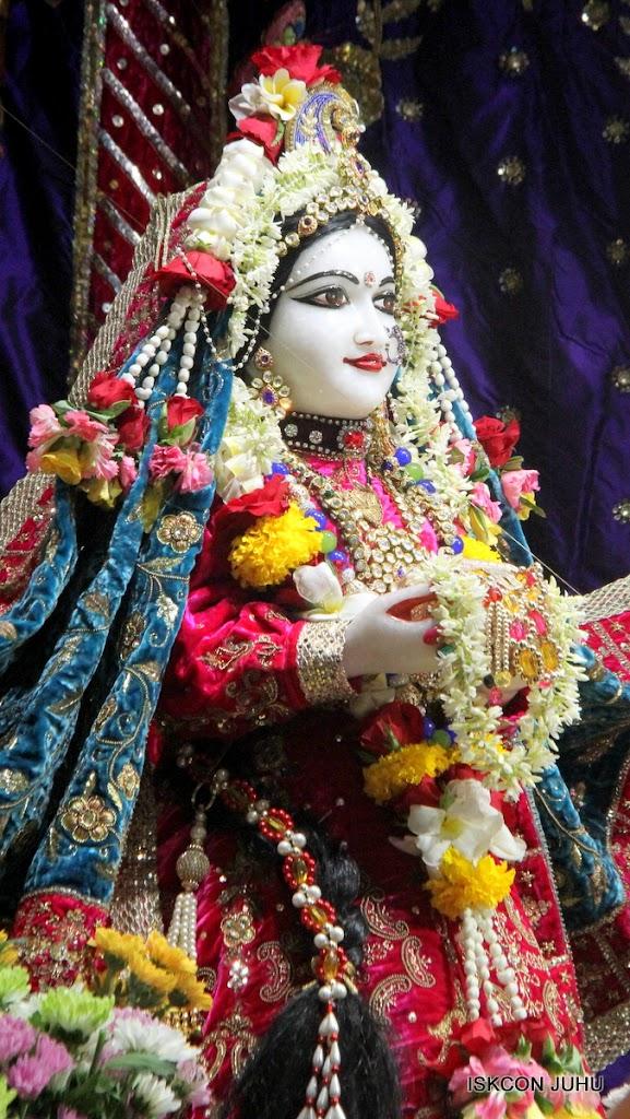 ISKCON Juhu Sringar Deity Darshan on 1st May 2016 (11)
