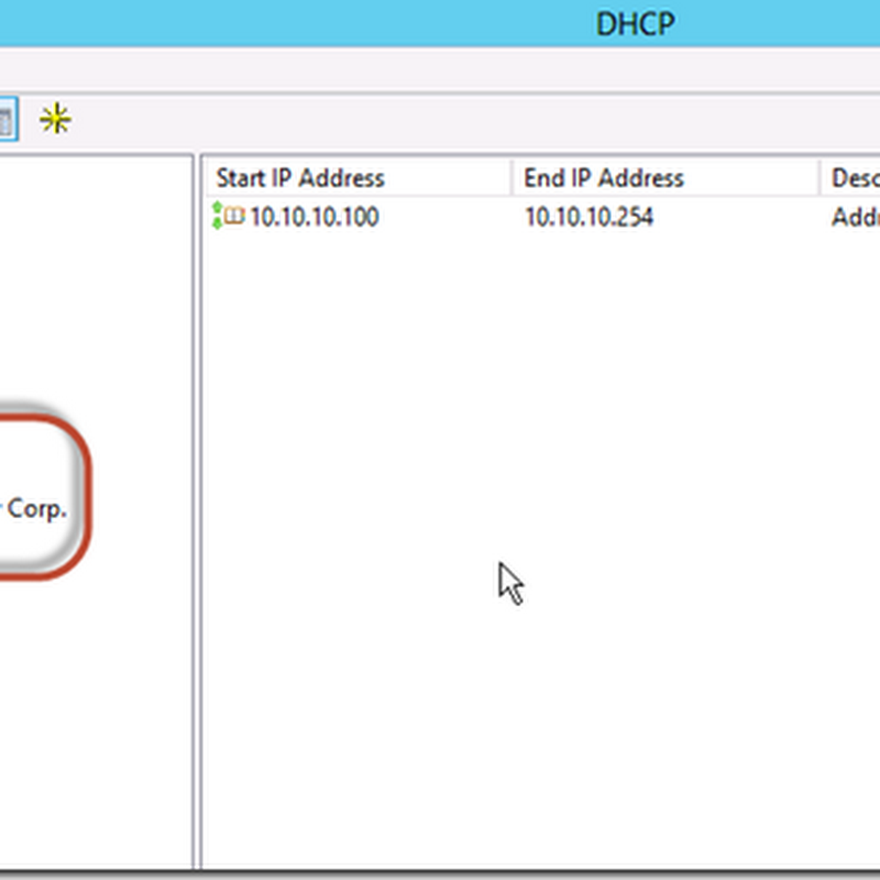 IT Guy Diaries: DHCP resiliency with Windows Server 2012 ; Awesome !!