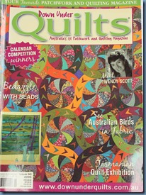 Down Under Quilts cover