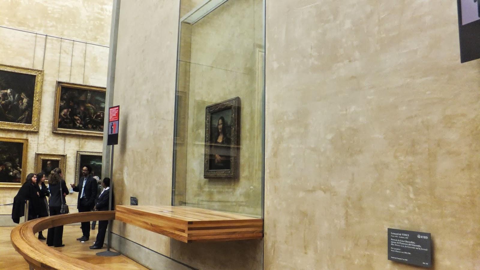 La Gioconda, Mona Lisa, Museo del Louvre, París, Elisa N, Blog de Viajes, Lifestyle, Travel