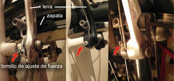 ¿Cómo ajusto los frenos de mi bici?