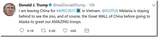 tweet vietnam alaska