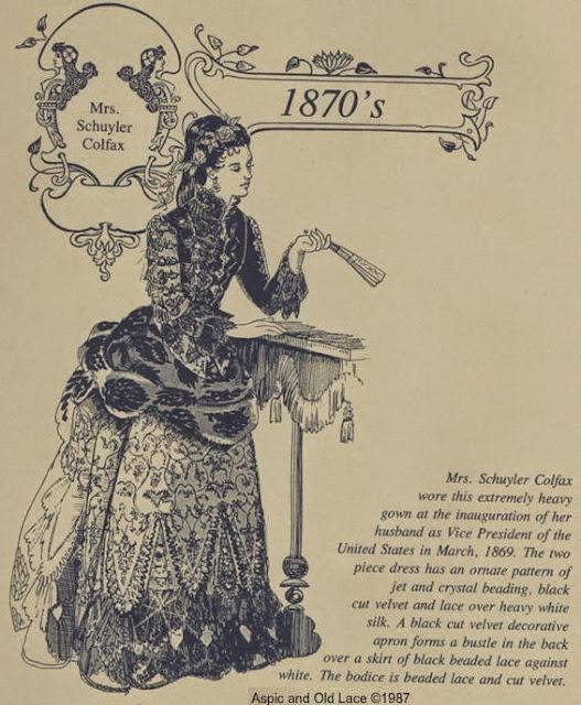Mrs. Schuyler Colfax