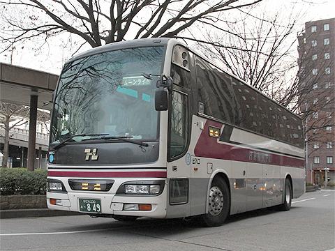 阪急観光バス「ムーンライト号」 K05-849