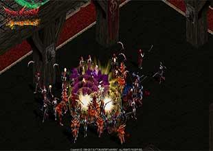 لعبة الحرب Dark Eden Origin اون لاين