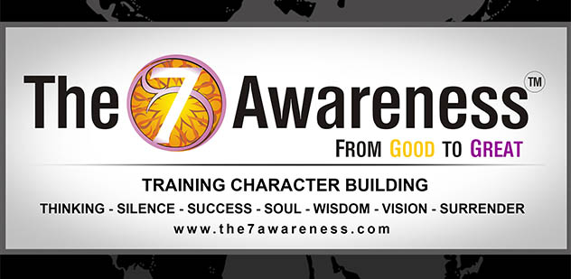 TRAINING THE7AWARENESS CHARACTER BUILDING