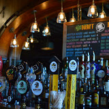As always, the Top Hat offers plenty of local brews on tap. Chances are you won't go thirsty!