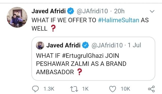 'Ertugrul', 'Halime Sultan' to join Peshawar Zalmi as Brand Ambassadors?