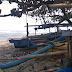 Gelombang Tinggi Air Laut Terjadi Sepanjang Garis Pantai Ujung Genteng Sukabumi