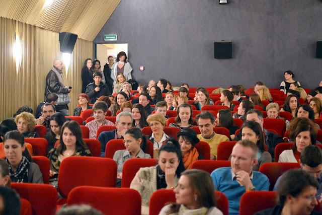 Lansare film documentar Ba se poate 1211