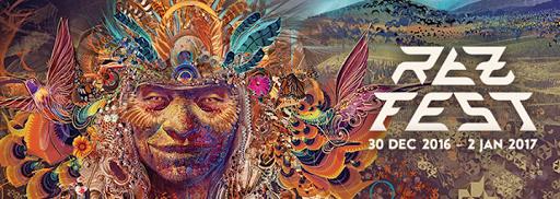 Rez Fest NYE 2016 - 2017 : Pat Busch Mountain Reserve