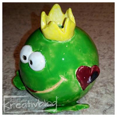 kleiner-kreativblog: Froschkönig