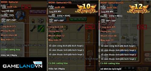 Gunny Online bổ sung kiếm Nhật vào kho vũ khí 2