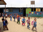 5 Year Olds Going Home from USDA School (Alta Trujillo, Peru)