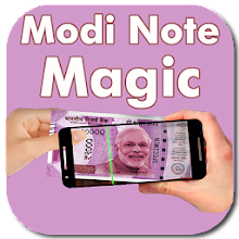 Modi Note Magic APK poster