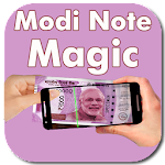 Modi Note Magic Icon