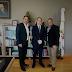 Director general de Desarrollo Fronterizo gestiona conclusión Plan Turístico de Montecristi.