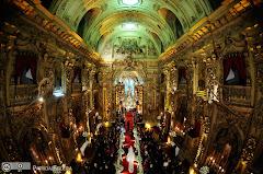 Foto 2651. Marcadores: 11/06/2010, Casamento Camille e Paulo, Igreja, Igreja Nossa Senhora Monte do Carmo, Rio de Janeiro