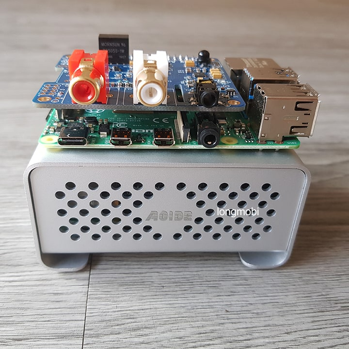 music server dac aoide dac ii