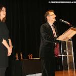 Cristina Sánchez Rivas, Directora Técnica de las Jornadas y José Luis Ruiz del Puerto, Director Artístico, presentaron el acto y hablaron sobre estas Jornadas, agradeciendo la participación de todos.