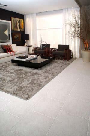 El porcelanato para pisos de arkitectura for Pisos para living comedor