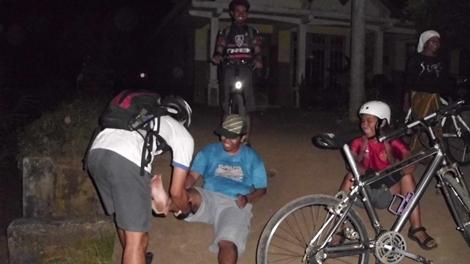 Gowes Jelajah Puncak Buring 24 Juni 2011