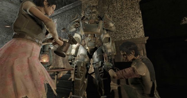 Fallout 4 Ressourcen Cheat